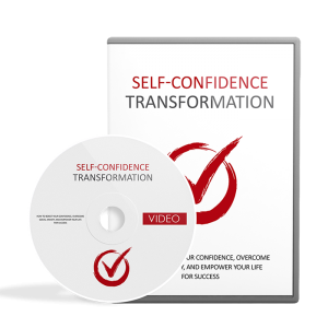 Confidence- self transformation