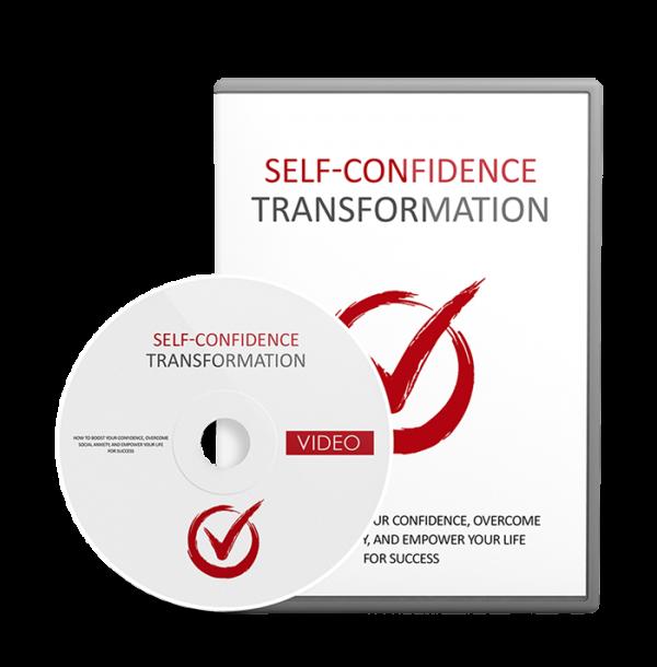 Confidence- self transformation